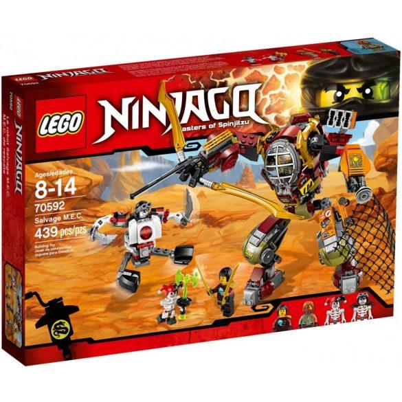 Lego 70592 Ninjago Salvage M.E.C.