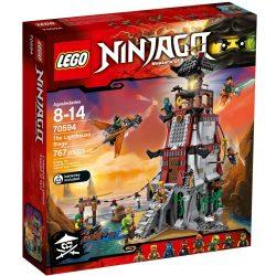 70594 Lego® Ninjago A világítótorony ostroma