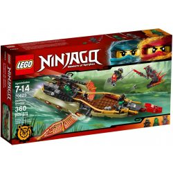Lego 70623 Ninjago A sors árnyéka