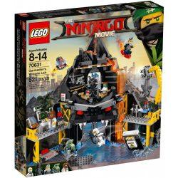Lego 70631 Ninjago Garmadon vulkánbarlangja