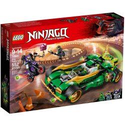 Lego 70641 Ninjago Nindzsa éjjeli lopakodó