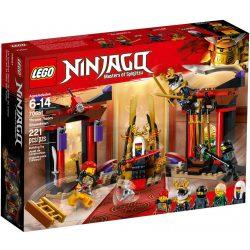 Lego 70651 Ninjago Throne Room Showdown