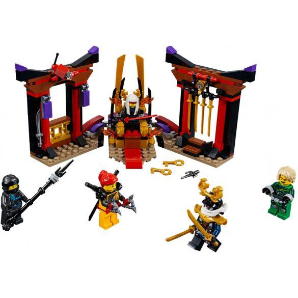 Lego 70651 Ninjago Leszámolás a trónteremben