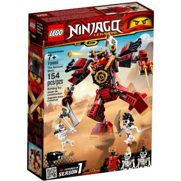Lego 70665 Ninjago Szamuráj mech