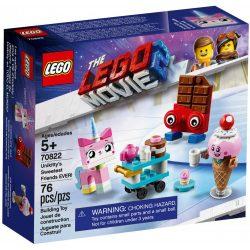 Lego 70822 The Lego Movie Csoda Kitty legaranyosabb barátai