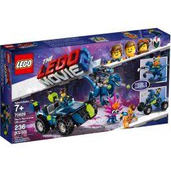 Lego 70826 The Lego Movie Rex-trém terepjáró