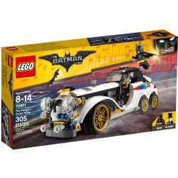 Lego 70911 The Batman Movie Pingvin Sarkvidéki járműve