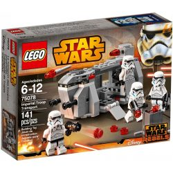 75078 Lego® Star Wars Birodalmi csapatszállító