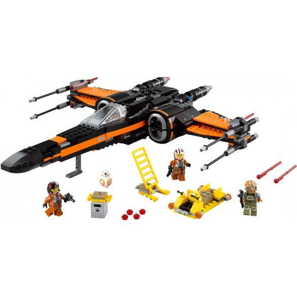 Lego 75102 Star Wars Poe X-szárnyú vadászgép