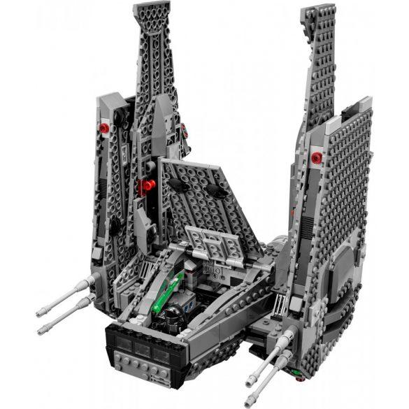 75104 Lego® Star Wars Kylo Ren parancsnoki siklója