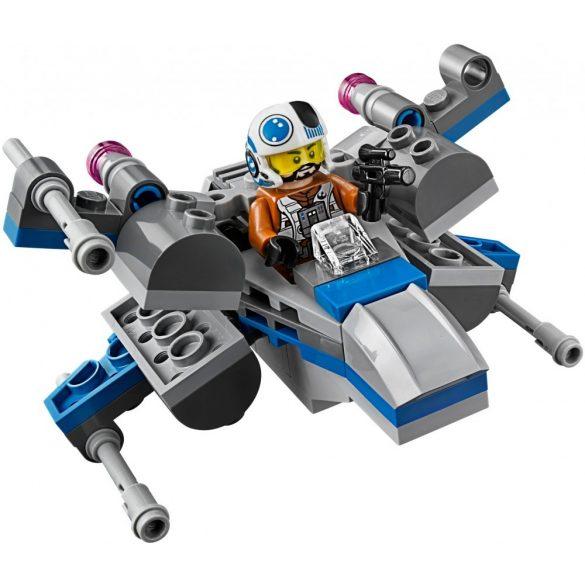 75125 Lego® Star Wars Ellenállás Oldali X-szárnyú Vadászgép
