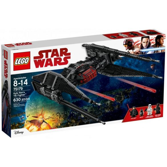Lego 75179 Star Wars Kylo Ren TIE Fighter