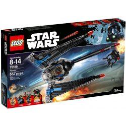 Lego 75185 Star Wars 1-es számú nyomkövető vadászgép