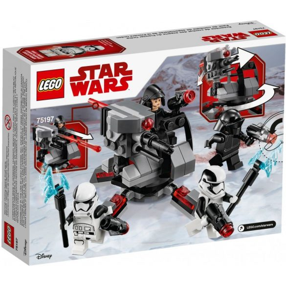 Lego 75197 Star Wars Első rendi specialisták harci csomag