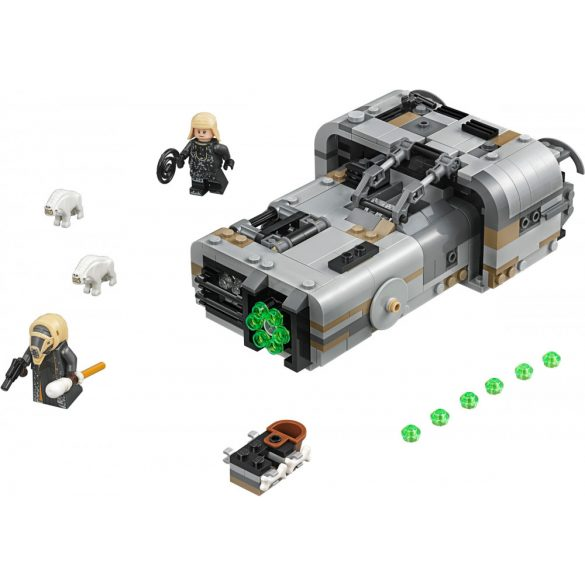 Lego 75210 Star Wars Moloch talajtakaró