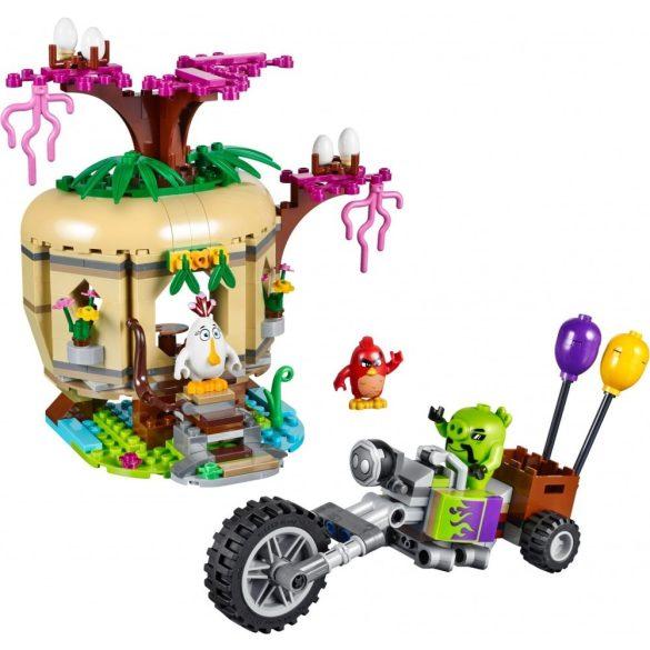 75823 Lego® Angry Birds Madár szigeti tojásrablás