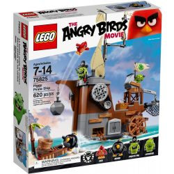 Lego 75825 Angry Birds Piggy Pirate Ship