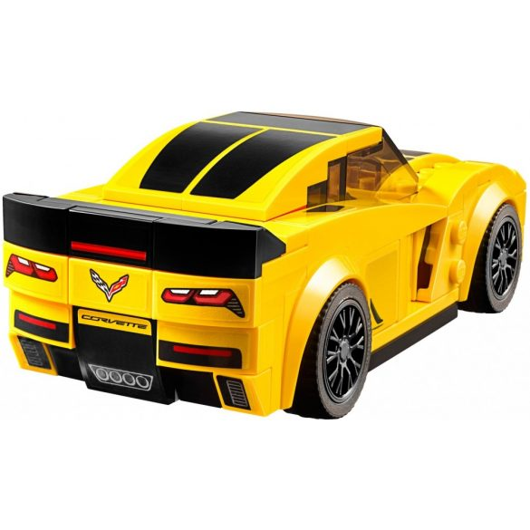 Lego 75870 Speed Champions Chevrolet Corvette Z06