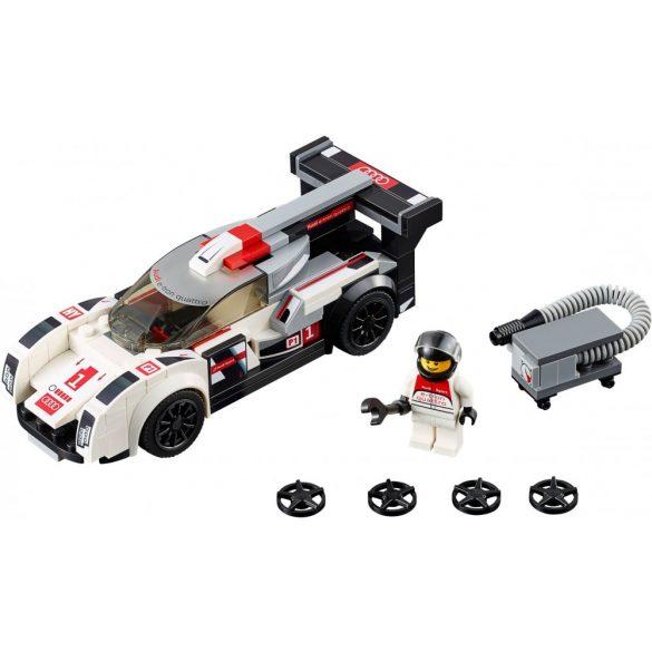 Lego 75872 Speed Champions Audi R18 e-tron quattro
