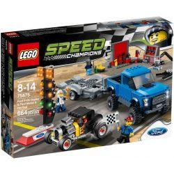 Lego 75875 Speed Champions Ford F-150 Raptor és Ford Model A Hot Rod