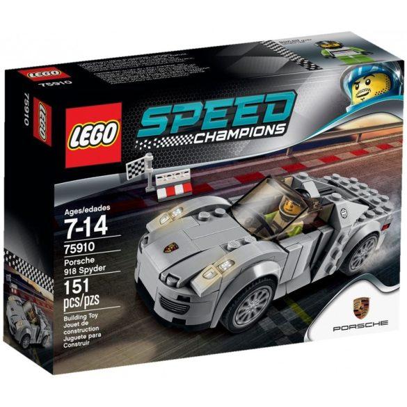 75910 Lego® Speed Champions Porsche 918 Spyder