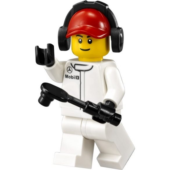 75911 Lego® Speed Champions McLaren Mercedes boksz