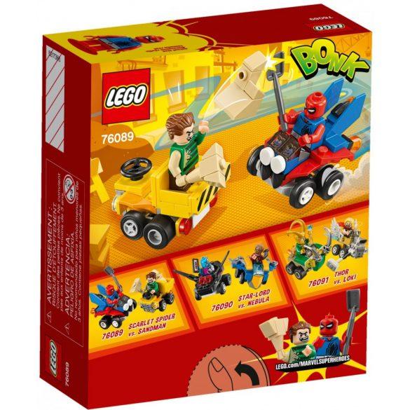 Lego 76089 Super Heroes Mighty Micros Scarlet Spider vs. Sandman