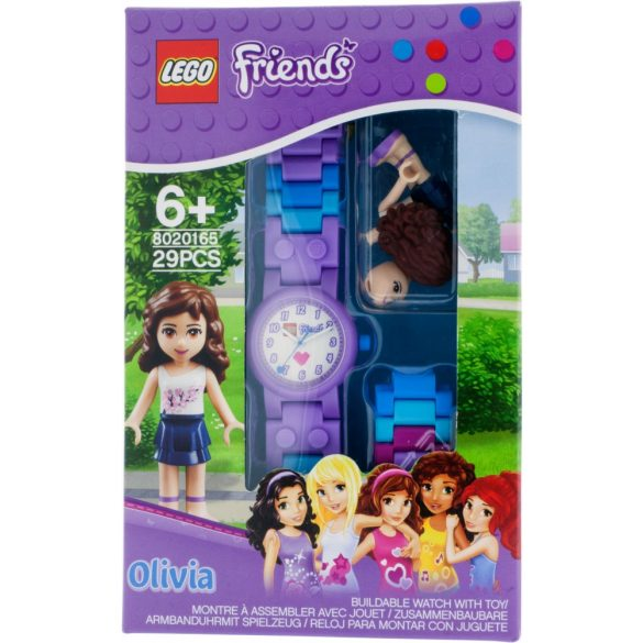 Lego 8020165 Friends Olivia Watch with Mini-Doll