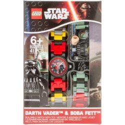 8020813 Lego® Star Wars Darth Vader & Boba Fett karóra