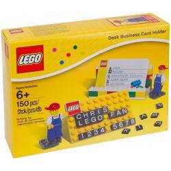 850425 Lego® Asztali névjegykártya és -tartó