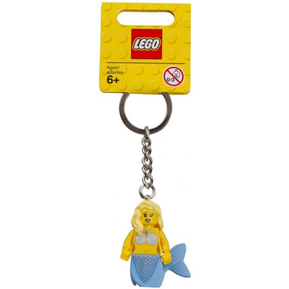 Lego 851393 Mermaid Key Chain