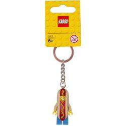 853571 Lego® Kulcstartó Hot-dog fiú