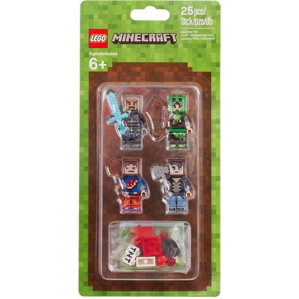 853609 Lego® Minecraft Skin Pack 1