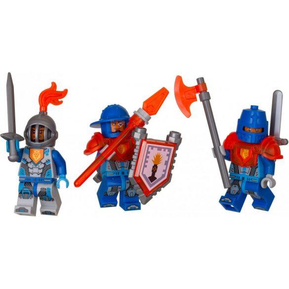 Lego 853676 Nexo Knights Minifigura kiegészítő készlet (Lovagok)