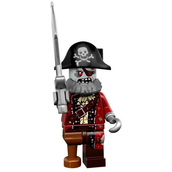 Lego col14-2 Minifigures 14 Series Zombie Pirate