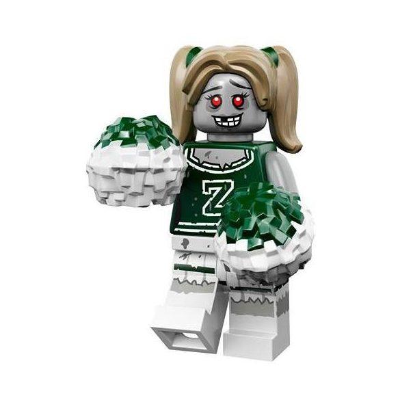 Lego col14-8 Minifigurák 14.sorozat Zombi szurkolólány