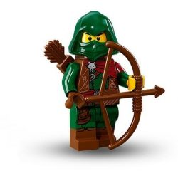 Lego col16-11 Minifigures Series 16 Rogue