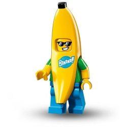 col16-15 Lego® Minifigurák 16.sorozat Banánjelmezes fiú