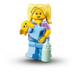 col16-16 Lego® Minifigurák 16.sorozat Bébiszitter