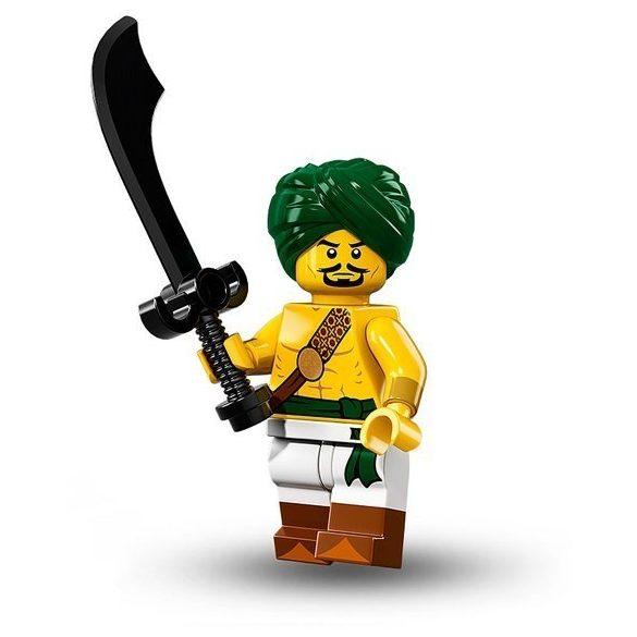 col16-2 Lego® Minifigurák 16.sorozat Arab lovag