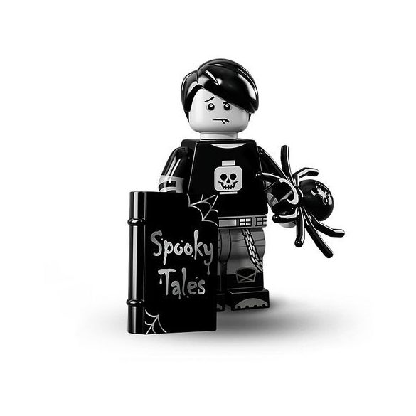 col16-5 Lego® Minifigurák 16.sorozat Kísértet fiú