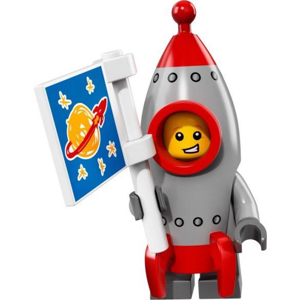 Lego col17-13 Minifigurák 17.sorozat Rakétajelmezes fiú