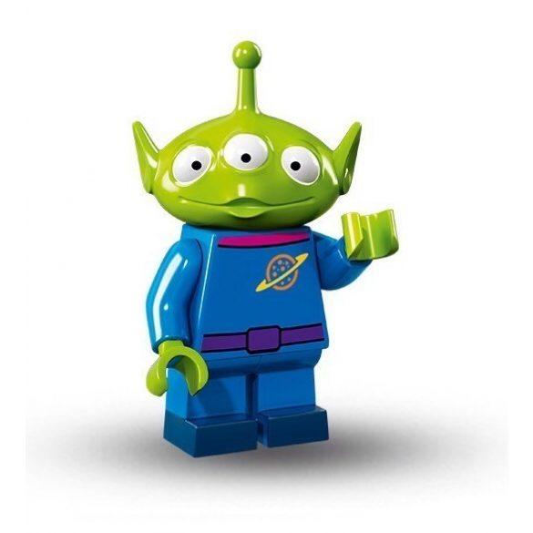 coldis-2 Lego® Minifigurák Disney sorozat Alien