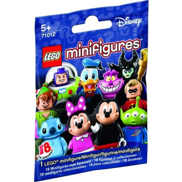 Lego coldis-7 Minifigurák Disney sorozat Alice