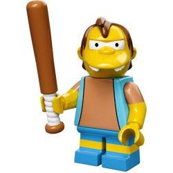 colsim-12 Lego® Minifigurák Simpsons Nelson Muntz