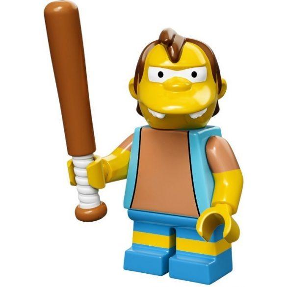 Lego colsim-12 Minifigures Simpsons Nelson Muntz