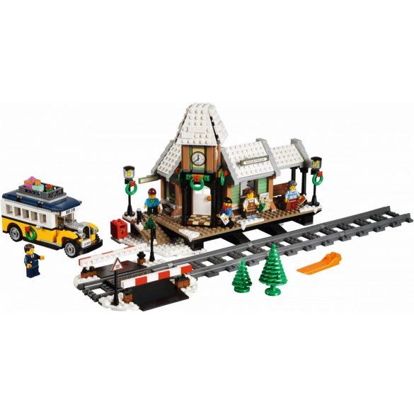 Lego 10259 Creator Expert - Winter Village Station