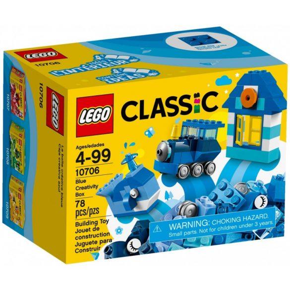Lego 10706 Classic Kék kreatív készlet
