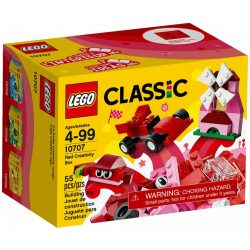 Lego 10707 Classic Red Creative Box