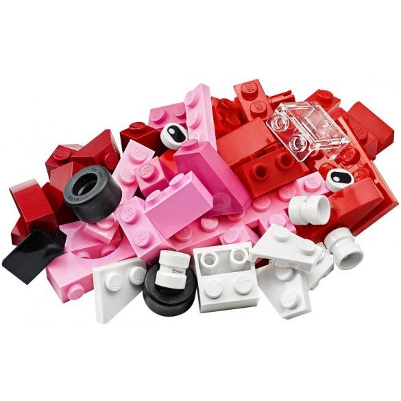 LEGO 10707 Classic Piros kreatív készlet